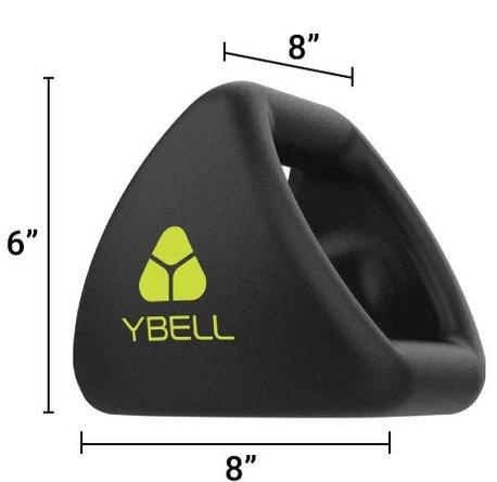 YBell Neo S Black (Single Unit)