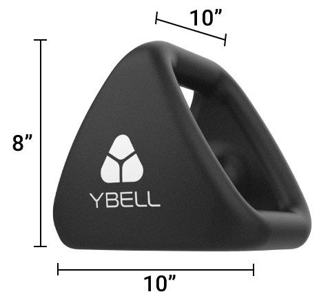 YBell Neo XL Black (Single Unit)