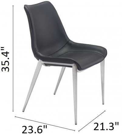 Magnus Dining Chair Black