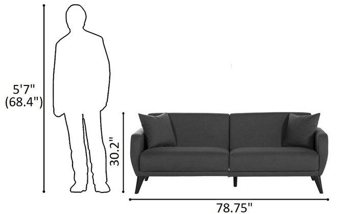 Flexy Sofa Taupe