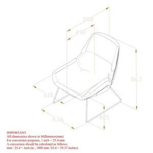 Groovy Finn Accent Chair Light Gray Unemploymentrelief Wooden Chair Designs For Living Room Unemploymentrelieforg