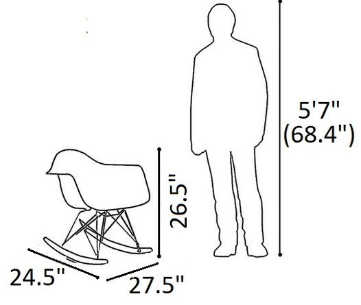 Motnah Lounge Chair Gray
