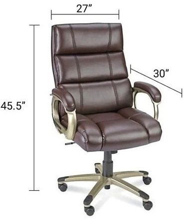 Executive Chair Dark Brown