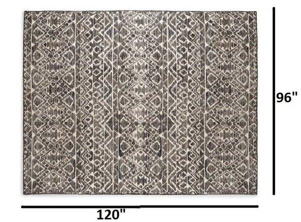 Article Zuni Rug 8 X 10 Sandstone Gray
