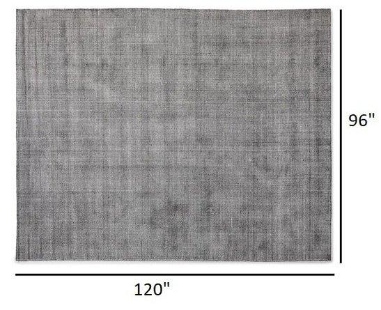 Article Suto Rug 8 X 10 Ash Gray