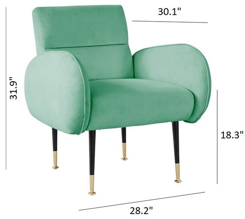 Babe Chair Mint Green