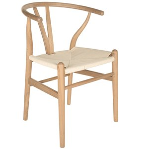 Evelina Side Chair Natural (Set of 2)