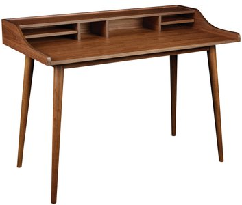 Flavio Desk American Walnut