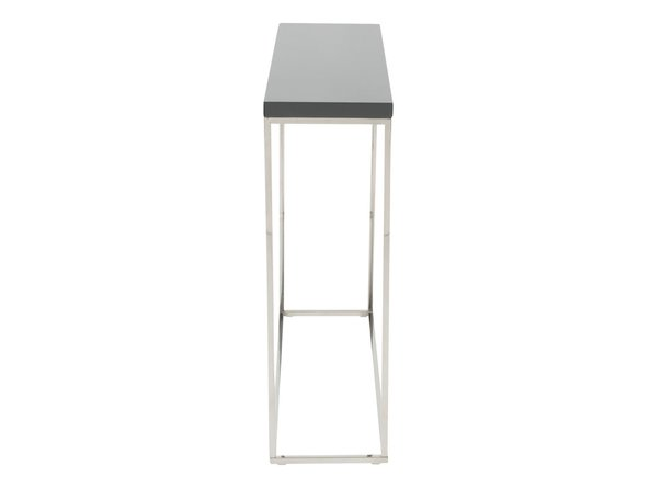 Teresa Console Table Gray