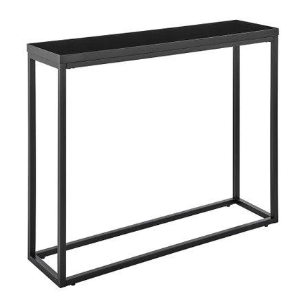 Teresa Console Table Black