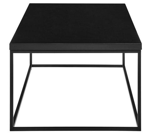 Teresa Rectangle Coffee Table Black