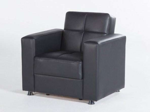 Elegant Chair Santa Glory Black