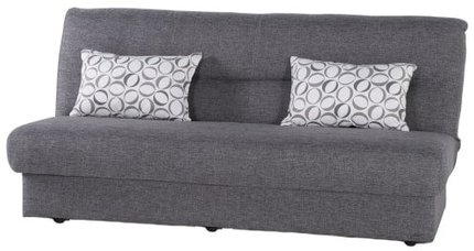 Regata Sleeper Sofa Diego Gray