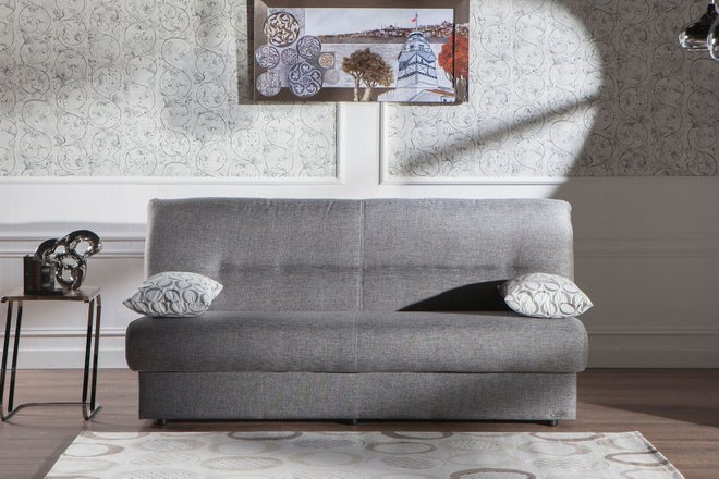 Regata Sleeper Sofa Diego Gray