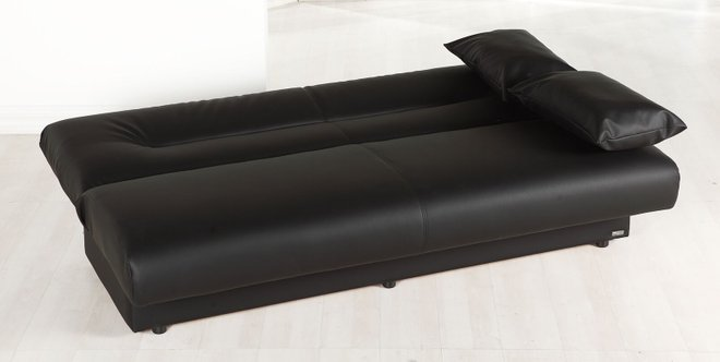 Regata Sleeper Sofa Escudo Black