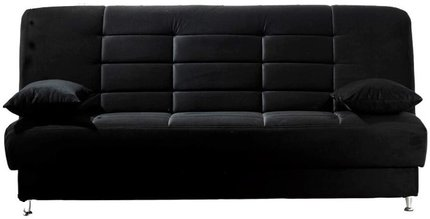 Vegas Sleeper Sofa Rainbow Black