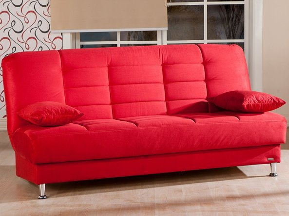 Vision Love Seat Diego Gray