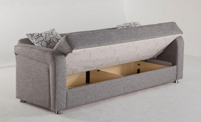Vision Sofa Gray