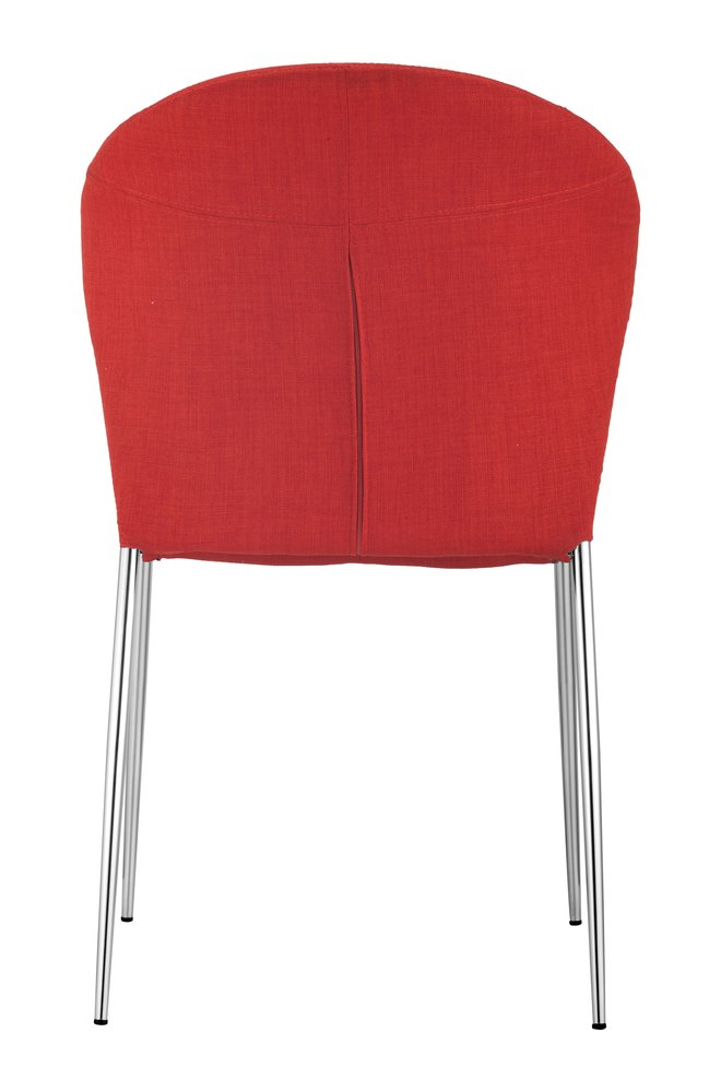 Oulu Dining Chair Tangerine ( Set of 4 Units )