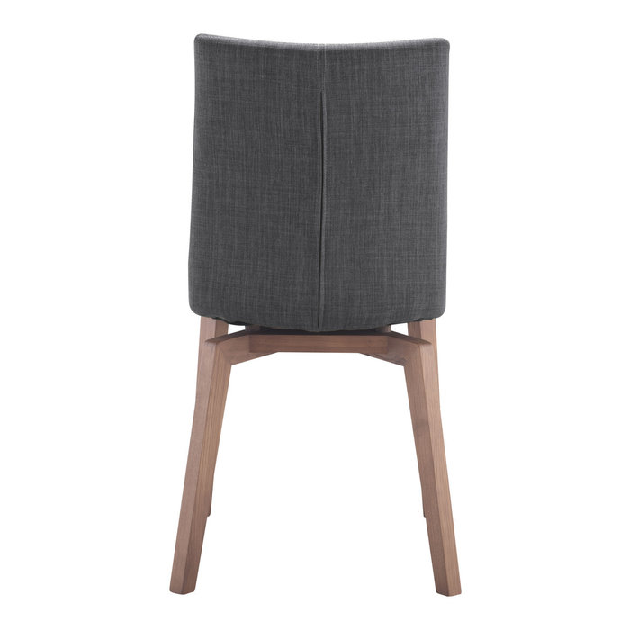 Orebro Dining Chair Graphite (Set of 2)