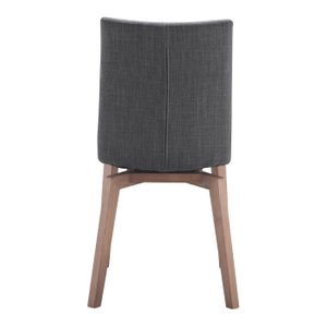 Orebro Dining Chair Graphite (Set of 2 Units)