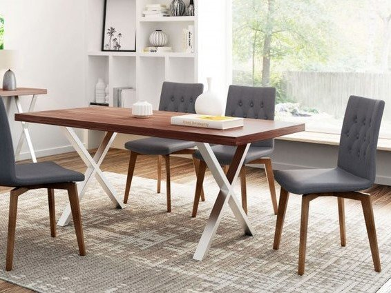 Orebro Dining Chair Graphite (Set of 2)