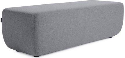 DWR Softbench Long Light Gray