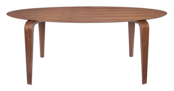 Virginia Key Dining Table Walnut