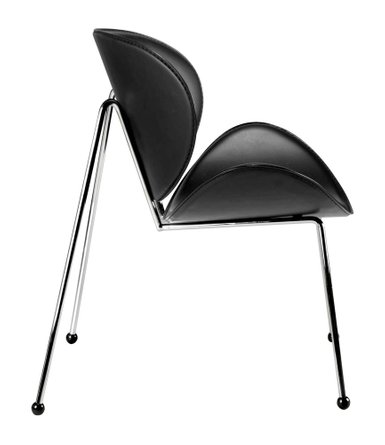 Match Chair Black