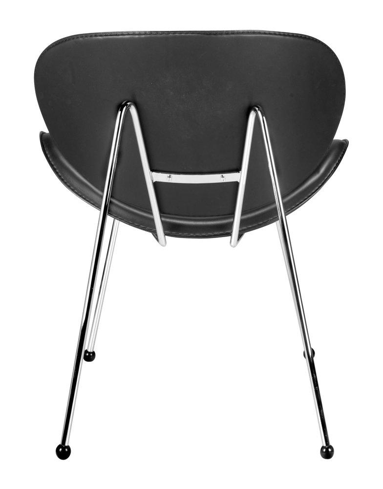 Match Chair Black