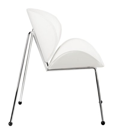 Match Chair White (Set Of 2)