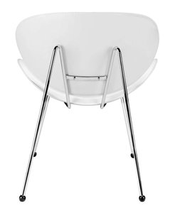 Match Chair White