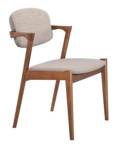 Brickell Dining Chair Dove Gray ( Set of 2 Units )