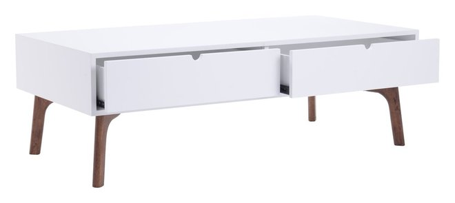 Padre Coffee Table White