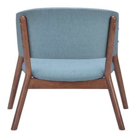 Chapel Lounge Chair Blue