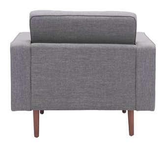 Puget Arm Chair Gray