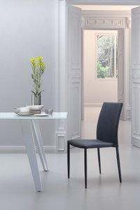 Confidence Dining Chair Black (Set of 4 Units)