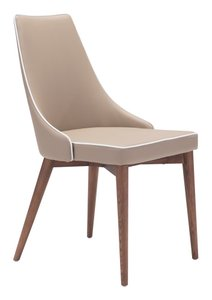 Moor Dining Chair Beige (Set of 2)
