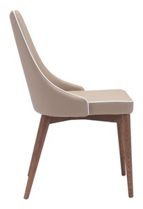 Moor Dining Chair Beige (Set of 2 Units)
