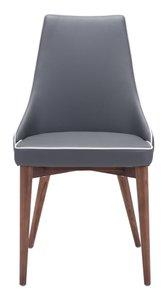 Moor Dining Chair Dark Gray (Set of 2 Units)