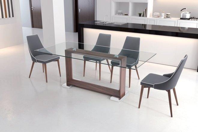 Moor Dining Chair Dark Gray (Set of 2)