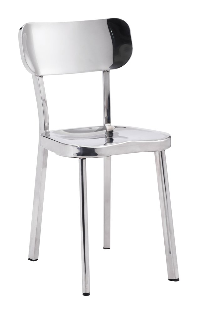 Winter Chair Stainless Steel ( Set of 2 Units )