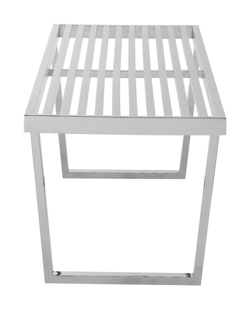 Niles Bench Stainless Steel