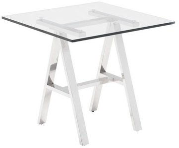 Lado Side Table Chrome