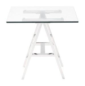 Lado Side Table Chrome