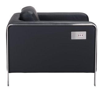 Thor Arm Chair Black