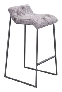 Father Bar Stool Vintage White