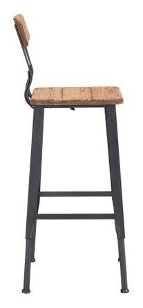 Clay Bar Chair Natural Pine (Set Of 2)