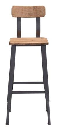 Clay Bar Chair Natural Pine