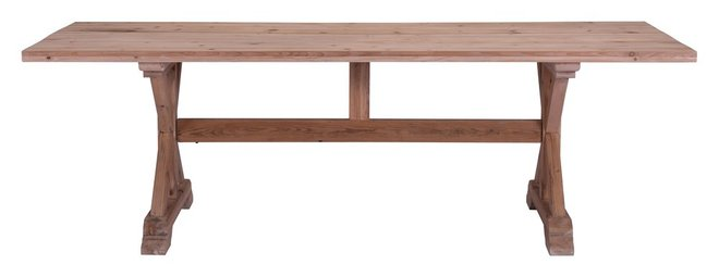 Alliance Dining Table Natural Fir